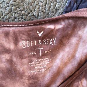 Soft n Sexy tie dye top